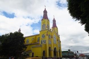 L'église de Castro