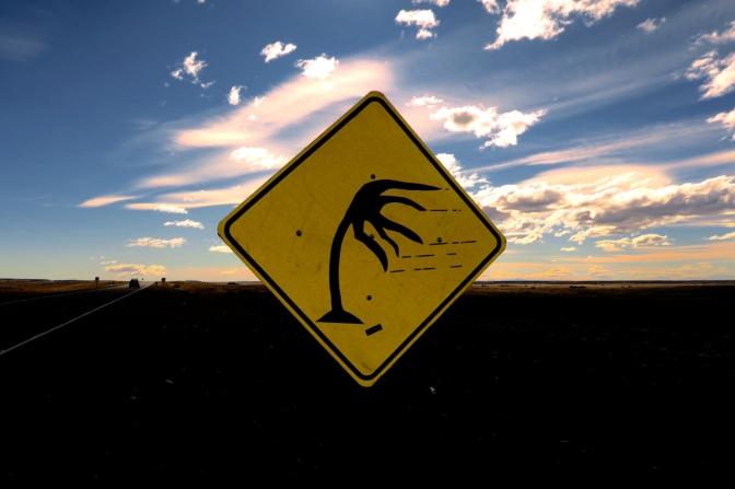 Les vents de la Patagonie argentine