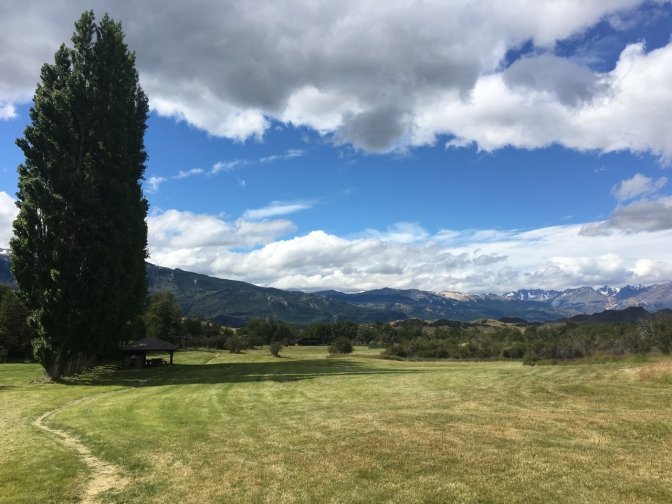 Merveilleuse vallée Chacabuco