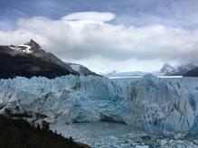 Superbe glacier Perito Moreno