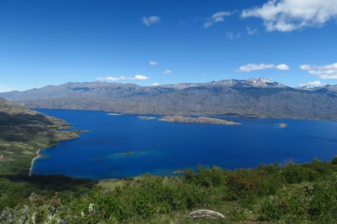 Grande randonnée en Patagonie chilienne