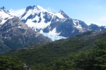 Les glaciers d'El Chalten