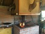 "Barbecue ""Al Disco"" dans le Quincho"