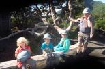 Visite des grottes volcaniques