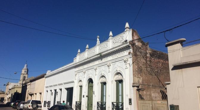 Une petite ville argentine
