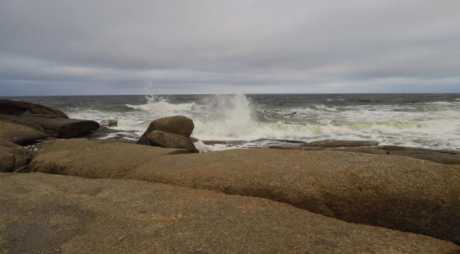 La côte atlantique de la pointe de l'est à la pointe du diable