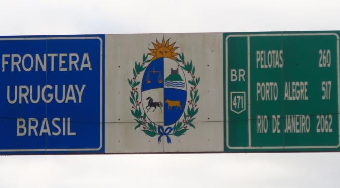 Découverte du Brésil: dans l'état du Rio Grande do Sul