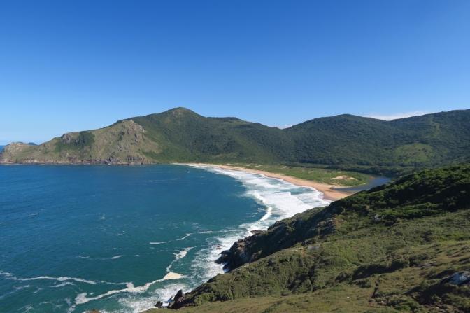 Découverte du Brésil: Florianopolis et la plage