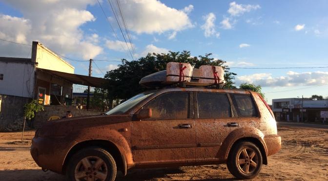 A travers le Paraguay