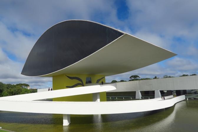 Découverte du Brésil: à Curitiba