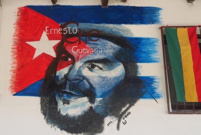 Sur les traces du Che