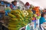 Le jus de fruit du marché