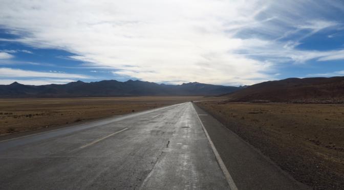 A travers l'Altiplano