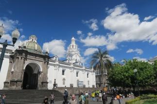 Le centre coloniale