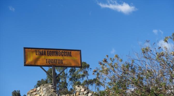 Du centre de la terre à la Colombie