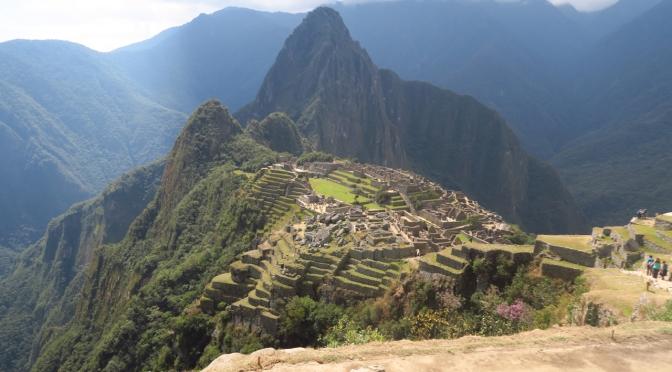 La cité inca
