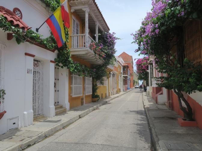 La côte caraïbe