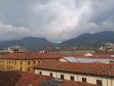Les toits de Bogota