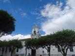 Une église à Cuenca