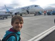 Départ pour Quito