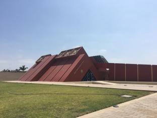 Le mausolée moderne - un musée