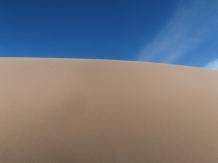 Les dunes de la vallée de la lune