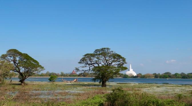 Anuradhapura à bicyclette