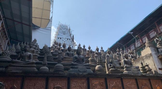 Colombo, métropole moderne en devenir