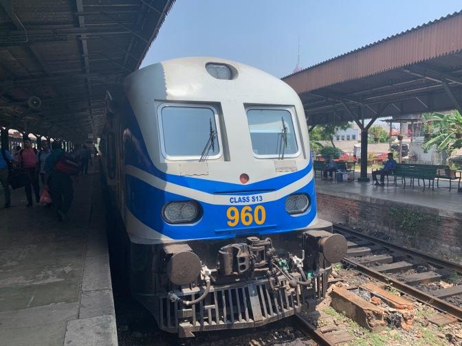 Au revoir, Sri Lanka
