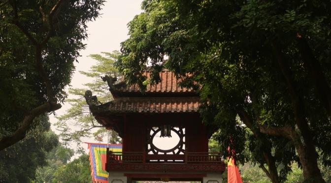 Retrouvailles à Hanoï
