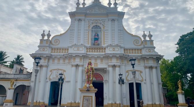 Découvrir Pondicherry