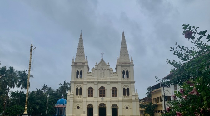 La mousson dans le Kerala