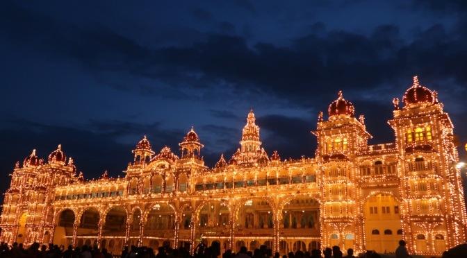 De Bangalore à Mysore