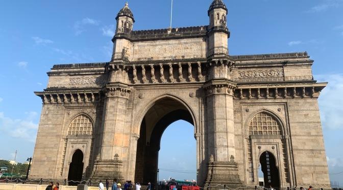 La mégalopole de Mumbai