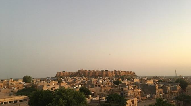 Le Rajhastan: Jaisalmer