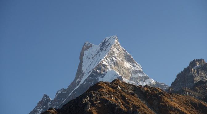 Le Mardi Himal: 6 jours de trek sans guide et sans porteur