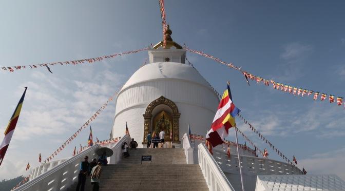 Détente à Pokhara